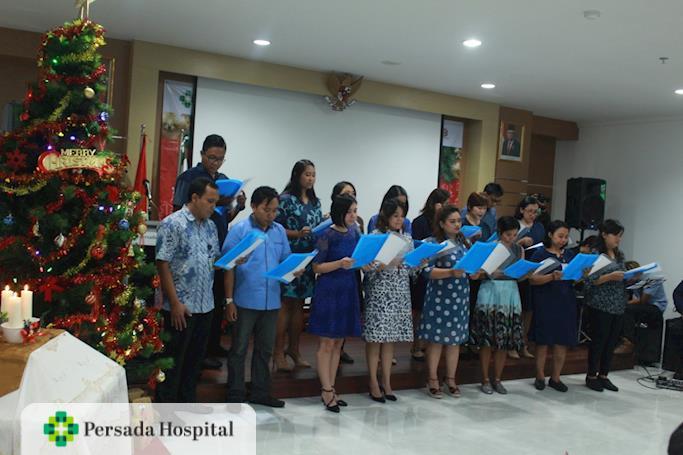 Peringatan Hari Natal  Persada Hospital