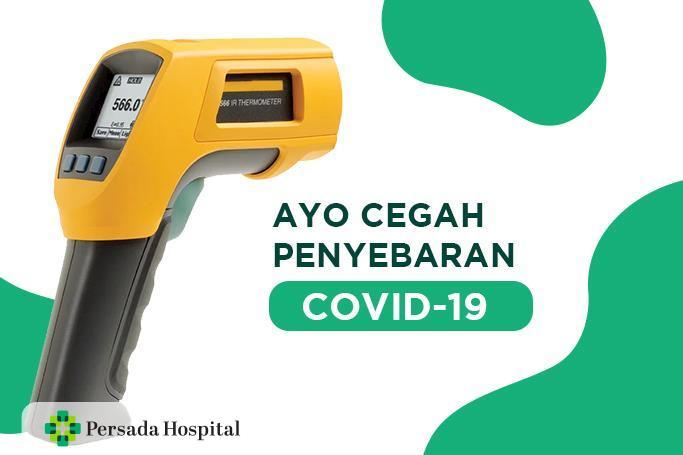 Ayo Cegah Penyebaran COVID-19