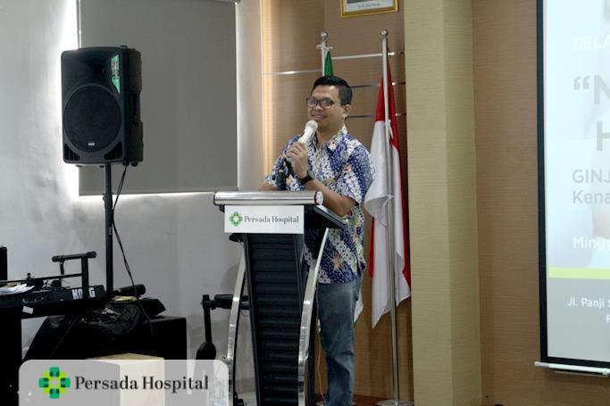 Seminar Nutrisi Pada Pasien Hemodialisis