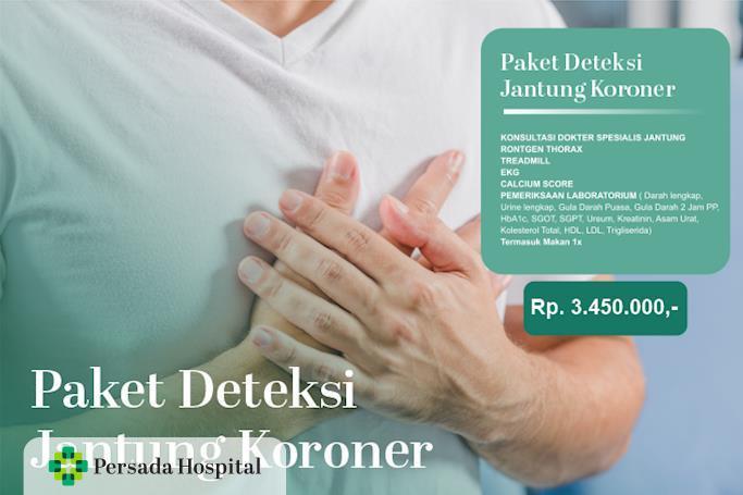Paket Deteksi Jantung Koroner